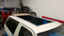 S10 Blazer Sliding Ragtop Sunroof Kit