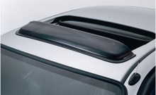 "Smoked Wind Deflector Fits 40"" Wide Ragtops"