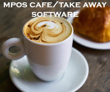 Cafe Take Away POS Point of Sale Software