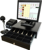 Point of Sale All in one POS System Complete all software & hardware
