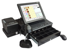 POS System with Mini PC