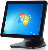 "15"" POS Terminal Capacitive Fanless Touch Screen.Solid Aluminium Housing MPOS-219B"