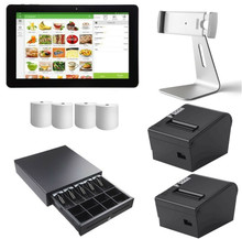 Loyverse Bluetooth Hospitality POS Hardware All in one Bundles