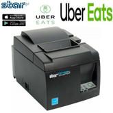 Uber Eats TSP143IIIBI Bluetooth Receipt Printers