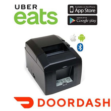 DoorDash App Android Compatible Star TSP654II Bluetooth Order Printer