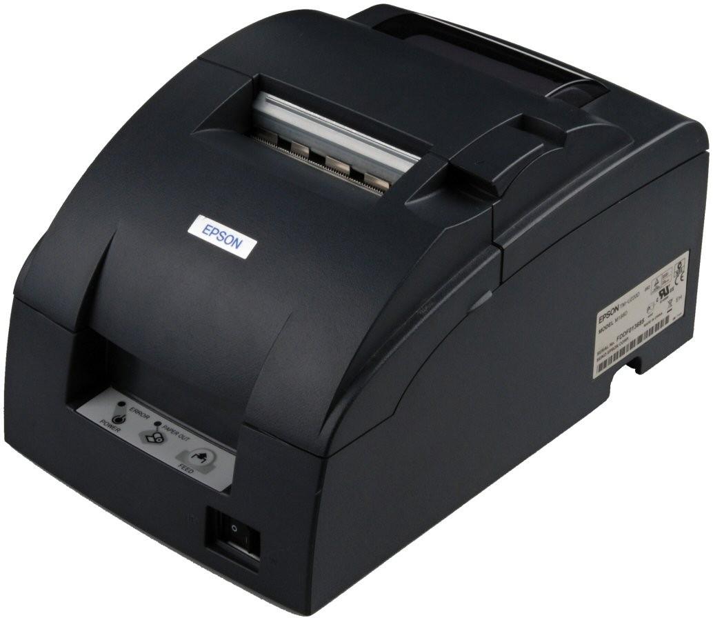 Kitchen Printers Epson TM-U220B Serial or USB Impact Printer