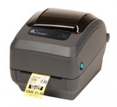 ZEBRA GK420 Direct Thermal Label Printer(203dpi)USB/Ser/Par