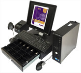 Budget Point of Sale System with MYOB Retail Basic Software