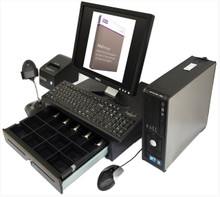 Budget POS System with MYOB