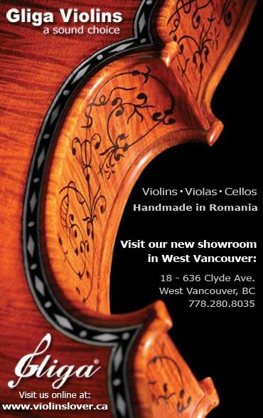 Find a Violin Teacher in Vancouver, BC. Up Beat Magazine - VMA