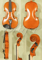 4/4 Gems 1 Intermediate Level Violin Code C8259V