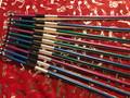 Coloured Carbon Fibre Bow for Violins
