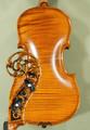 4/4 MAESTRO VASILE GLIGA  - One Piece Back Violin - Gliga Signature Sunflower Scroll - Code C9960V