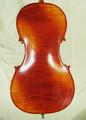 4/4 MAESTRO VASILE GLIGA Cello 'Piatti 1726' Model - Code B2374