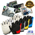 Wheelchair  gel padded gloves