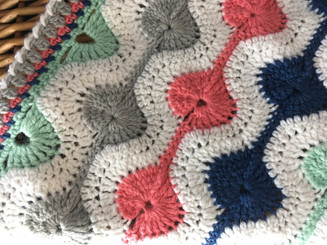 Bo Peep Crocheted Baby Blanket Pattern