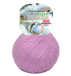 Carezza Angora yarn from Adriafil