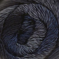 Jawoll Magic 4-ply Superwash sock yarn in Denim shade