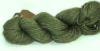 Fyberspates Scrumptious Double Knitting/Worsted Yarn in Olive
