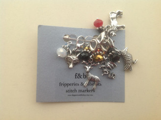 Game of Thrones inspired stitch markers: Set 1