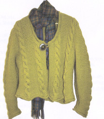 Lisa Chunky Cardigan and Gillet