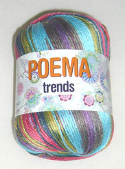 Poema Trends yarn from Adriafil