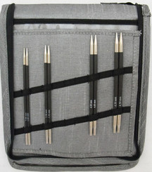 Knit-Pro Karbonz Interchangeable Circular needle set (starter kit)