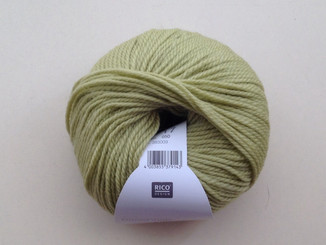 Rico Essentials Soft Merino Aran in Pistachio