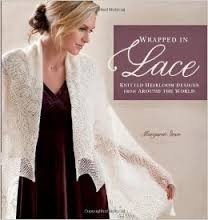 Wrapped in Lace - Knitted Heirloom Designs From Around the World by Margaret Stove