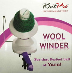 Knit Pro wool (ball) winder