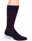 Dot Alpaca Socks - Side