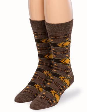 Indian Socks Front