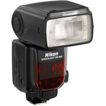Nikon SB-900 AF Speedlight i-TTL Shoe Mount Flash 15 day/60 week/120 month