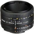 Nikon Normal AF Nikkor 50mm f/1.8D Autofocus Lens 10 day/40 week/80 month
