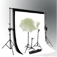 Portable Studio Kit  75 day/300 wk/600 month  (Not actual pictures of our equipment)