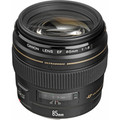 CCanon 85mm f/1.8 EF USM Autofocus Lens 25 day/100 week/200 month
