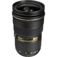 AF-S Nikkor 24-70mm f/2.8G ED Autofocus Lens 30 day/120 week/240 month