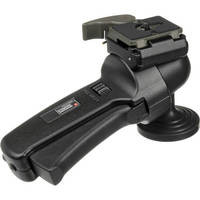 Manfrotto 322RC2 Grip Action Ballhead - Supports 11 lbs (5kg)  4 Day/16 Week/32 Month