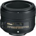 AF-S Nikkor 50mm f/1.8G Lens  13 day/52 week/104 month