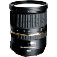 Tamron SP 24-70mm f/2.8 DI VC USD Lens for Nikon  30 Day/120 Week/240 Month