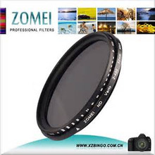 ZOMEi 77mm Ultra Slim ND2-ND400 Fader Variable Neutral Density Filter 5.00 day/20.00 week/40.00 month