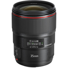 Canon EF 35mm f/1.4L II USM Lens  35 day/140 week/280 month
