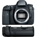 Canon EOS 6D Mark II DSLR Camera - 70 day/280 week/560 month