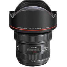Canon EF 11-24mm f/4L USM Lens  40.00 day/160.00 week/320 month