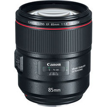Canon EF 85mm f/1.4L IS USM Lens  40 day/160 week/320 month
