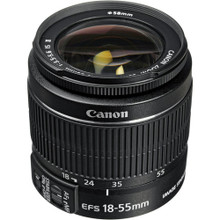 Canon EF-S 18-55mm f/3.5-5.6 IS II Lens. 10 day/40 week/80 month