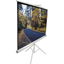 "Elite Screens T99NWS1 Portable Tripod Screen (70x70"")  15 day/60 week/120 month"