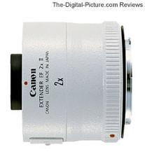 Canon 2x EF II Teleconverter (Extender)  15 day/60 week/120 month
