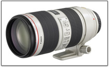 Canon EF 70-200mm f/2.8L IS II USM Zoom Telephoto 40 day/160 week/320 month