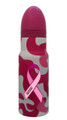 "Breast Cancer Awareness Pink ""Fight"" Ribbon Pink Camouflage AmmOMug®"